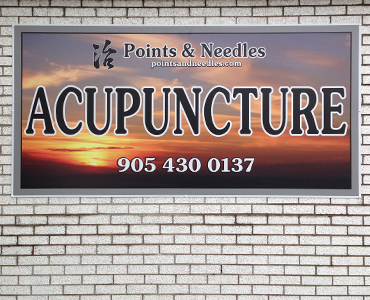 outdoor sign design